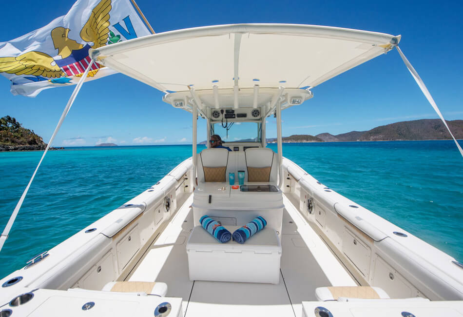 32 ft World Cat Power Catamaran