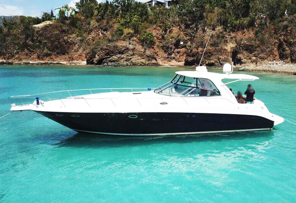 50 ft Sea Ray Sundancer 460